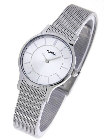 Zegarek damski Timex Woman Slim Seattle T2P167