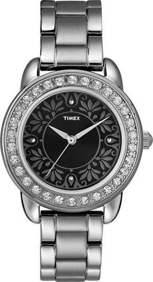 Zegarek damski Timex Women's Crystal Collection T2N133
