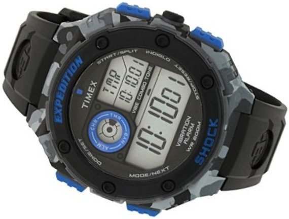 Zegarek męski Timex Expedition Vibe Shock TW4B00300