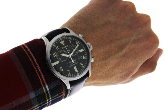 Zegarek męski Timex The Waterbury Chronograph TW2P64900